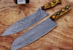 Why Is Damascus Steel Popular For Knives?
