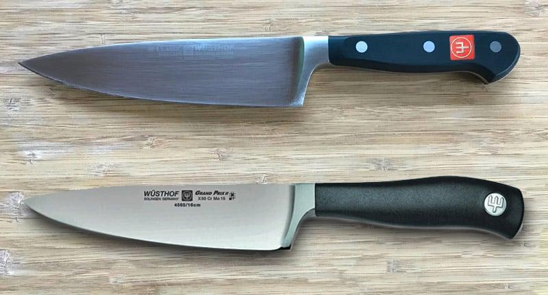 Wusthof vs. Cangshan (Kitchen Knife Comparison)