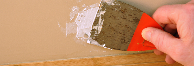 6 Easy Steps | Patching Screw Holes in Drywall